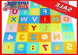 NEW BalanceFrom Kid's Puzzle Exercise.Play Mat with EVA Foam