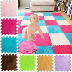 New Kids Baby Non-Toxic Extra Thick Foam Crawling Play Mat S