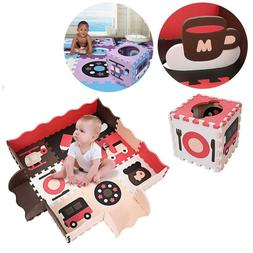 Non-Toxic Baby Play Mat for Infants Thicken Foam EVA Puzzle