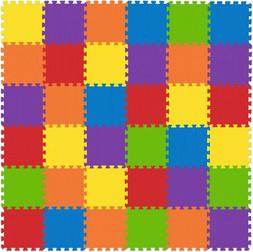 Non-Toxic Play Mat for Kids Toddlers Childrens Infants - Int
