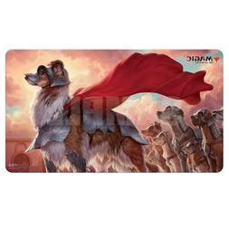 Pack Leader Dog white creature PLAY MAT PLAYMAT ULTRA PRO FO