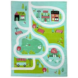Hallmark at The Park Canvas Play Mat Baby & Toddler Toys Ani