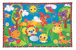 Playgro Party in The Park Super Mat for Baby Infant Toddler