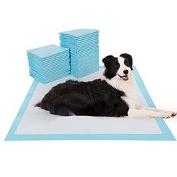 BESTLE Extra Large Pet Training and Puppy Pads Pee Pads for