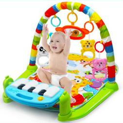 Piano Playmat Kick And Play Mat Gym Adorable Baby Infant Toy