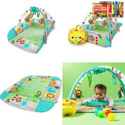 Play Ball Gym Activity 5 1 Bright Starts Your Way Baby Mat T