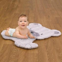 NoJo Play Day Pals Cream and Grey Tummy Time Play Mat