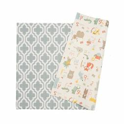 Baby Care Play Mat Haute Collection Large Moroccan Reversibl