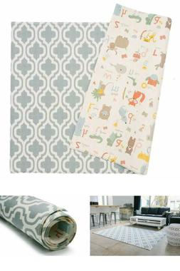 Baby Care Play Mat - Haute Collection WATERPROOF & REVERSIBL
