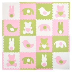 Tadpoles Playmat Set, Mommy and Me Pink