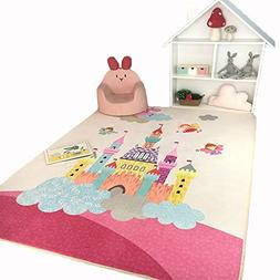 Plush Foam Baby Play Mat - Crawling Rugs for Baby Toddler In