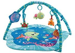 EMILYSTORES Princess Prince Baby Activity Play Gym Mats Ocea