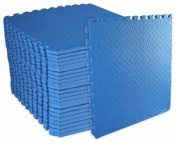 BalanceFrom Puzzle Exercise Mat with EVA Foam Interlocking T