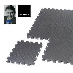 Puzzle Mat Extra Thick Foam Rubber For Yoga Play Mma Treadmi