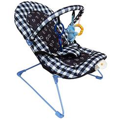 WAWJ Baby Rock Chair Swing Chair, Luxury Soft Fabric Baby Vi