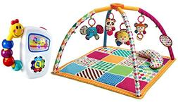 Infantino Safari Fun Twist and Fold Activity Gym and Play Ma
