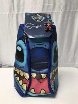 Disney Parks Shanghai Stitch Encounter Play Mat Tote with Fi