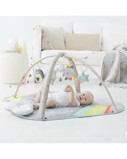 Skip Hop Silver Lining Cloud Baby Play Mat and Activity Gym,