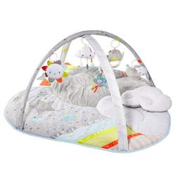 Skip Hop Silver Lining Cloud Baby Play Mat and Infant Activi