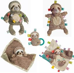 Mary Meyer ~ Sloth ~ Blanket ~ Lovey ~ Toy ~ Rattle ~ Taggie