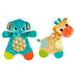Bright Starts Snuggle & Teethe - Monkey