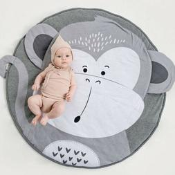 Soft Newborn Baby Play Mat Infant Thick Cotton Cushion Kids