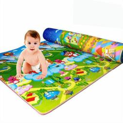 Soft Toy Baby Kids Play Mat Child Activity Foam Floor Gym Cr