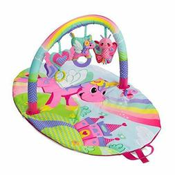 Infantino Sparkle Explore and Store Activity Gym Unicorn 0-6