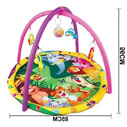 Lian LifeStyle Super Deluxe Baby Gym Carpet, Play Gym,Baby A