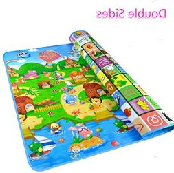 Sytian® 180*120*0.5cm Middle Size & Non-slip & Waterproof &