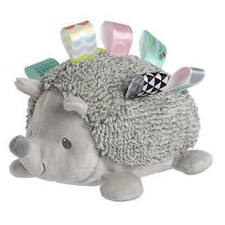 Mary Meyer Taggies Heather Hedgehog Squeeze & Squeak Soft To