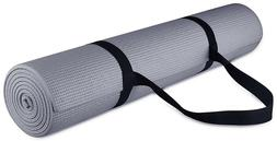 BalanceFrom Thick High Density Anti-Tear Exercise Yoga Mat w