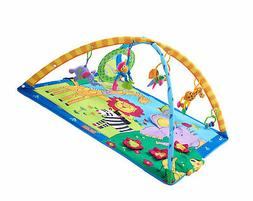 Tiny Ve Gymini Super Deluxe Lights And Music Play Mat