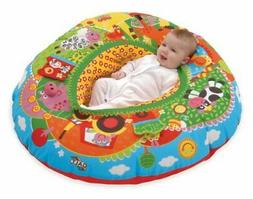 Galt Toys, Playnest - Farm, Baby Activity Center & Floor Sea