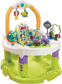 Triple Fun Baby Saucer Activity Center Play Mat Seat Spin In