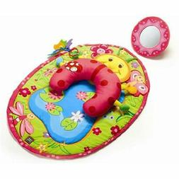 Tummy Time Fun Activity Mat, Frog Early Development Playmats