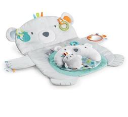Bright Starts Tummy Time Prop And Play Baby Mat