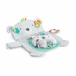 Bright Starts Tummy Time Prop & Play baby toy for any age