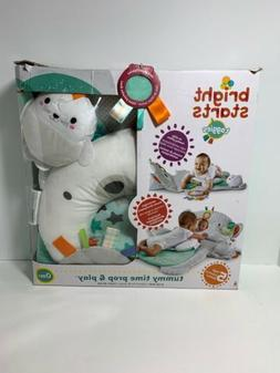 Bright Starts Tummy Time Prop & Play Includes matching prop