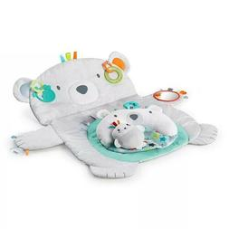 tummy time prop and play mat new
