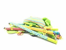 Infantino Twist n' Fold Gym Playmat - Pond Pals