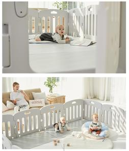 ALZIP MAT Baby Room / Safety Playpen Play Yard For Baby, To