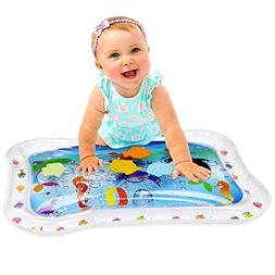 Hoovy Baby Water Play Mat, Fill 'N Fun Water Play Mat for
