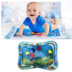 Water Play Mat Kids Inflatable Baby Fun Activity Play Center