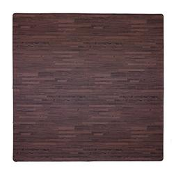 Tadpoles Wood Grain Playmat Sets, Cherry