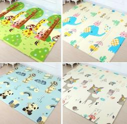 XPE Foam Material Foldable Baby Infants Crawling Play Mats