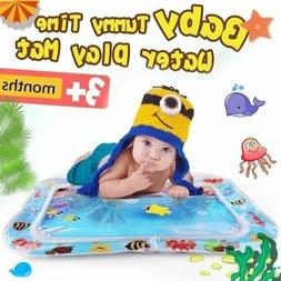 XXL Inflatable Baby Water Mat Novelty Play for Kids Children