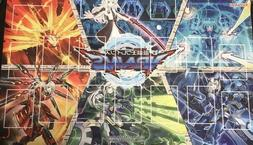 Yu-Gi-Oh Rubber Playmat Sky Striker Ace 30 x 60 cm Konami An