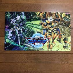 Yu-Gi-Oh Vrains Rubber Playmat Sky Striker Ace Kaina 350 X 6