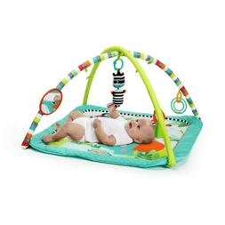 Bright Starts Zig Zag Safari Activity Gym and Play Mat with